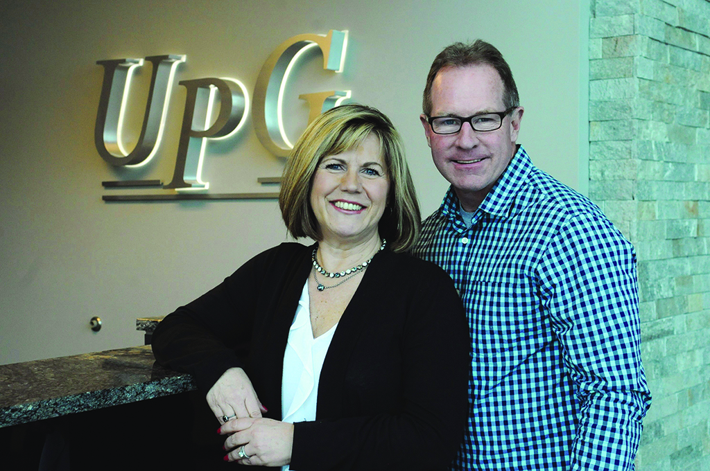 United Plate Glass | Joyce and Mike Culley