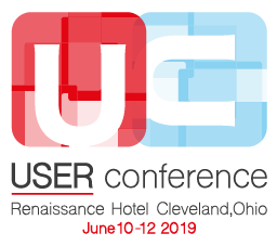 user conference logo